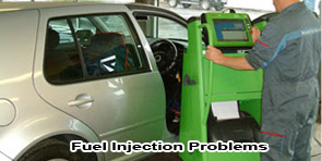 Fuel injection problems